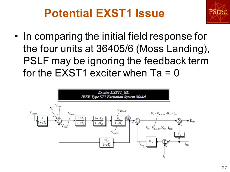 Potential EXST1 Issue
