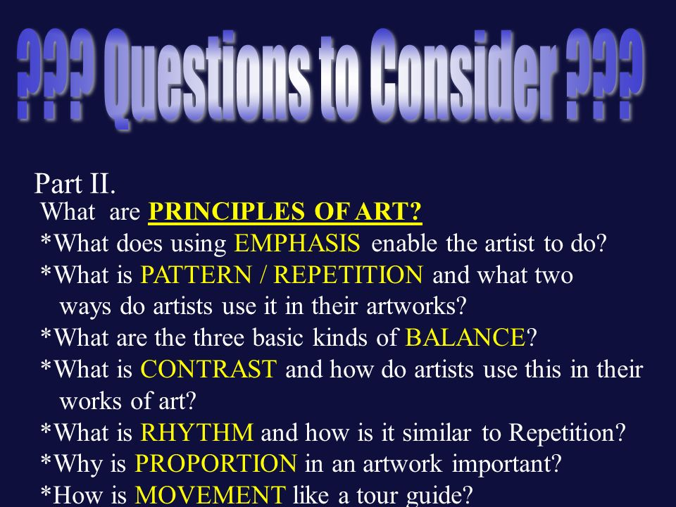 Importance Of Elements Of Art : Art elements and principles ppt video online download
