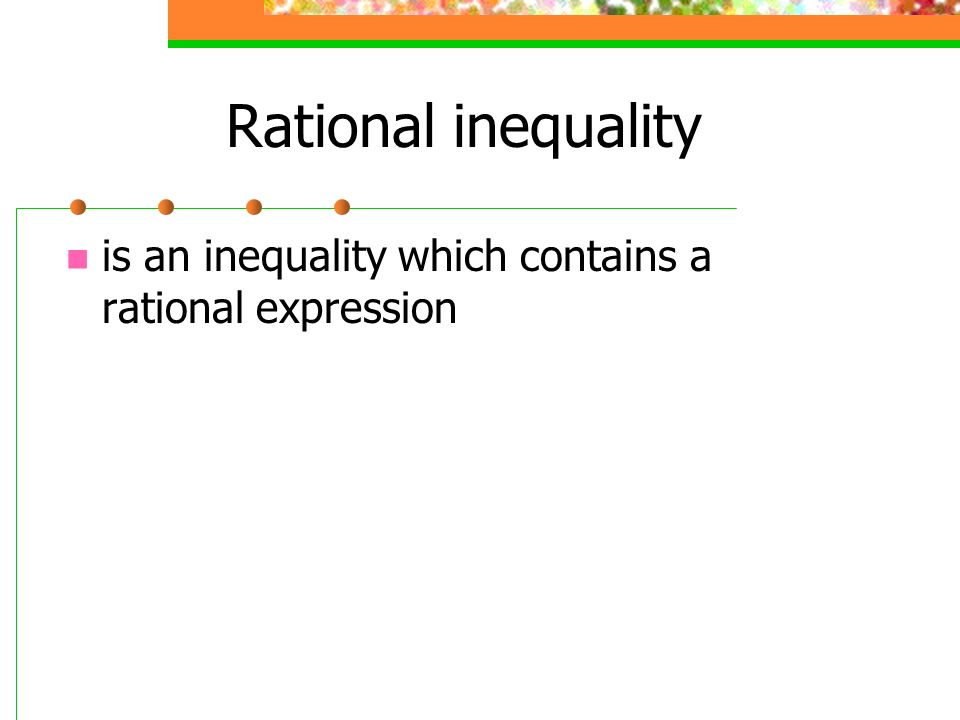 Section 87 Solving Rational Inequalities ppt download – Rational Inequalities Worksheet