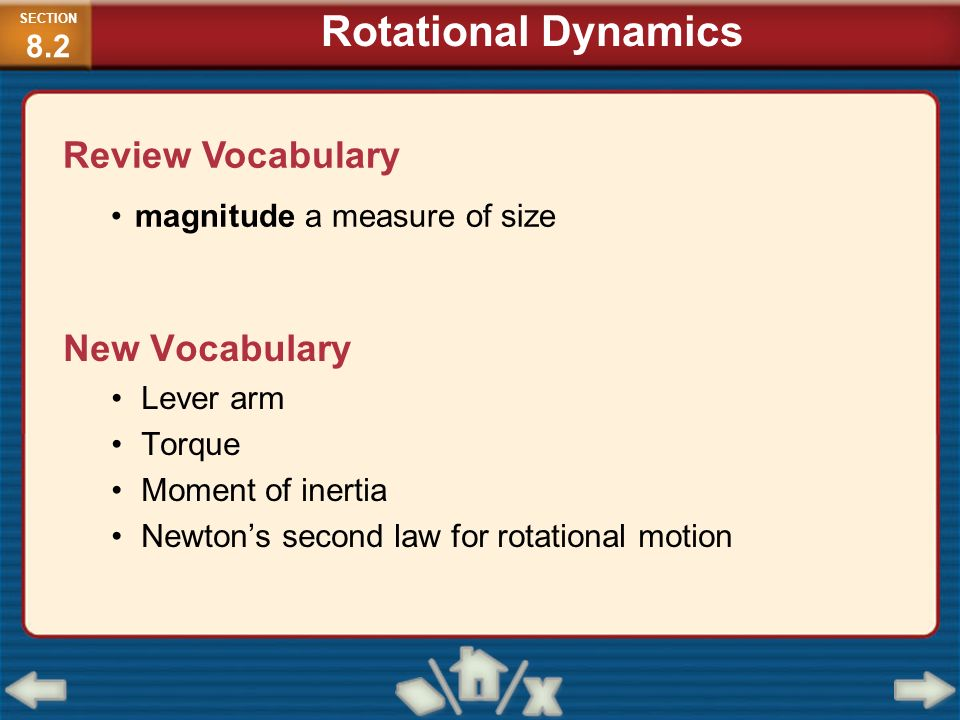 rotational dynamics Review of the rotational dynamics topics covered in the ap physics 1 curriculum want lecture notes  .