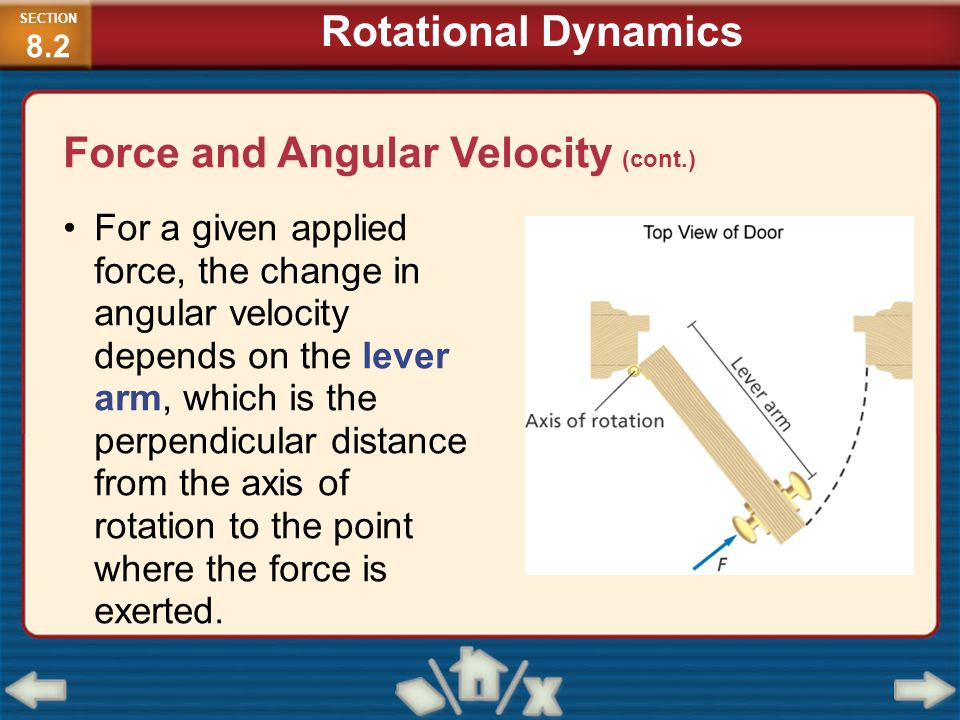 how to find the applied force when given the velocity