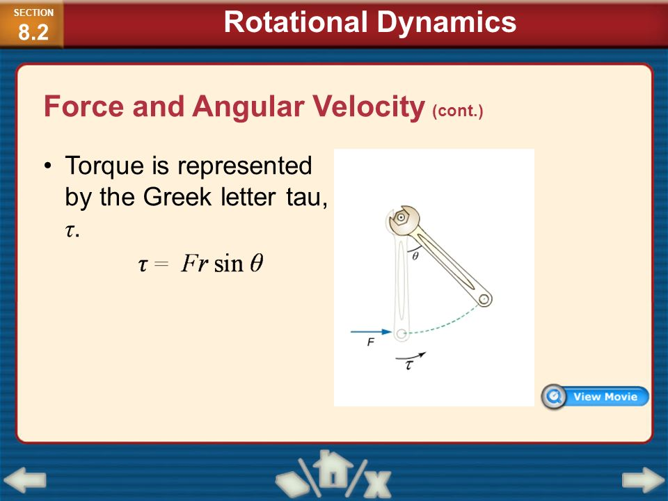 Chapter 8: Rotational Motion - ppt download