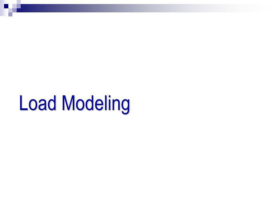Load Modeling 4