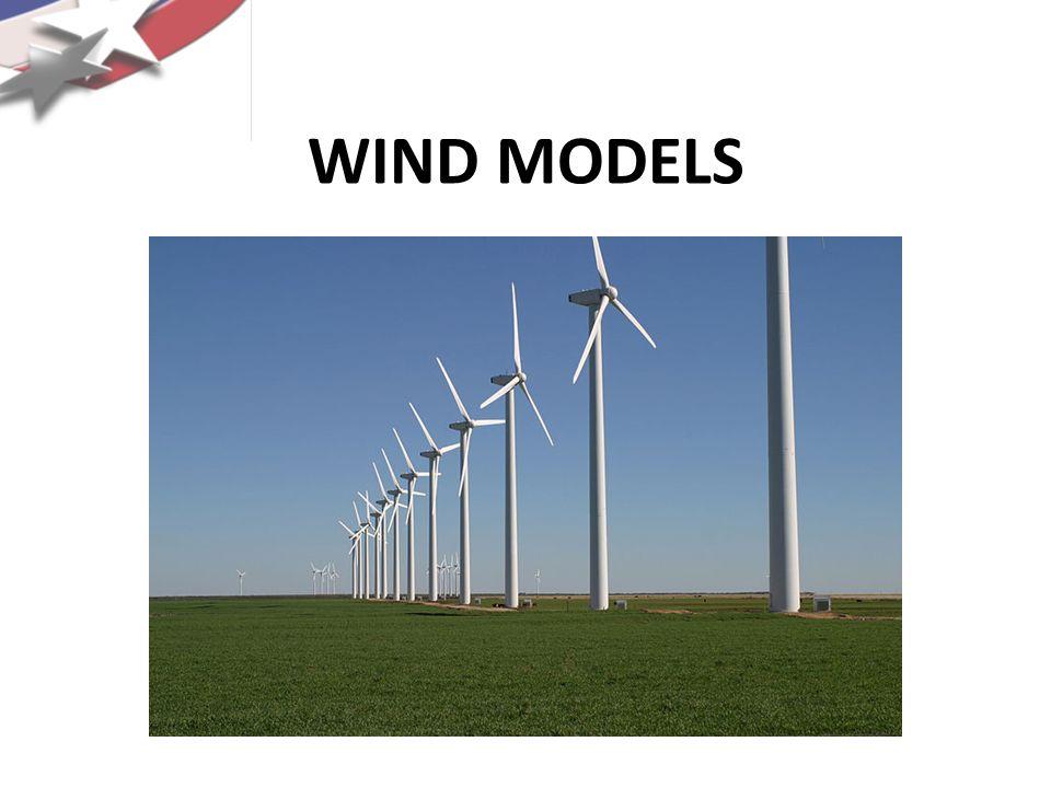 WIND MODELS