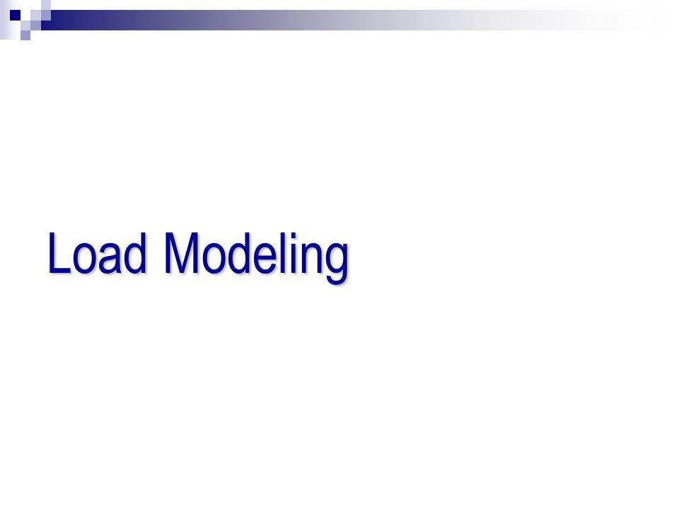 Load Modeling 20