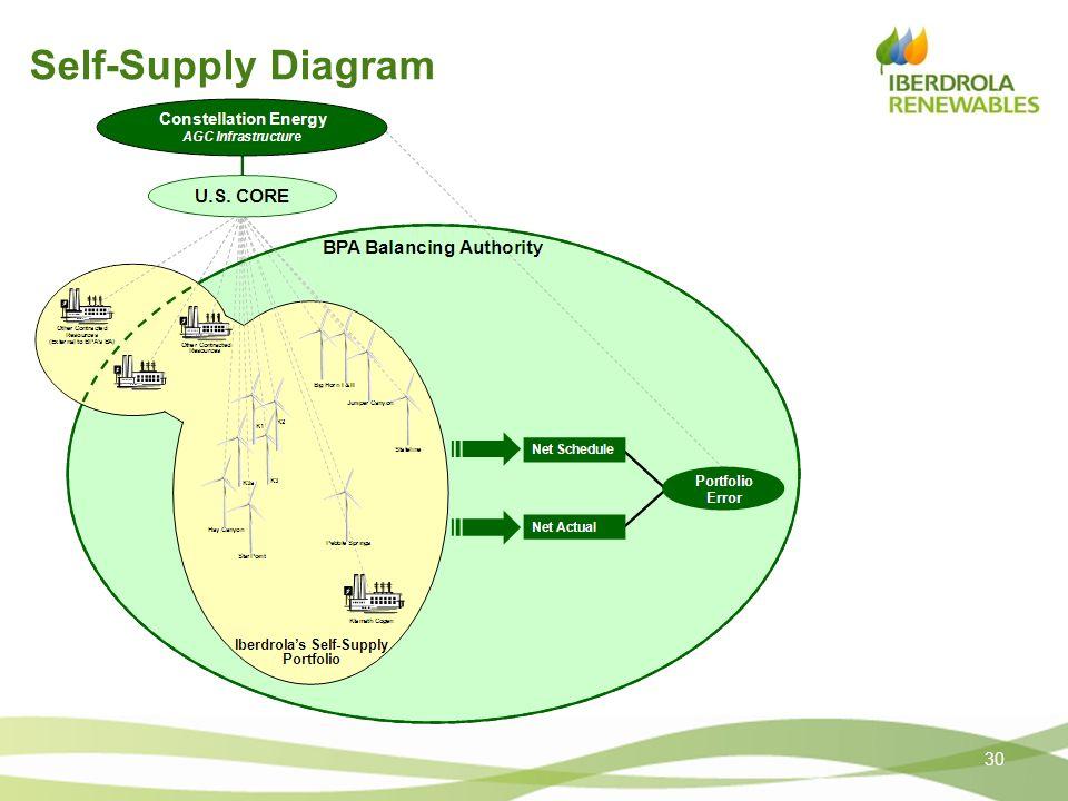 26 junio 2002 Self-Supply Diagram 30