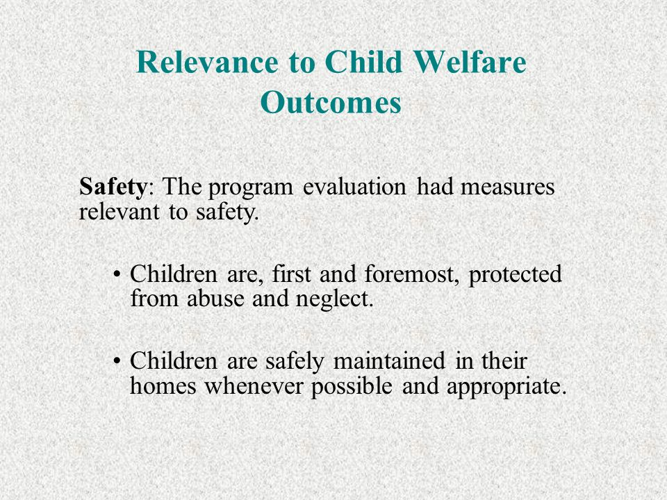safety and welfare reviews Arizona department of child safety independent review submitted to: debra davenport, auditor general office of the auditor general department of child safety by pulling the existing child welfare agency out of the umbrella department of economic security (des.