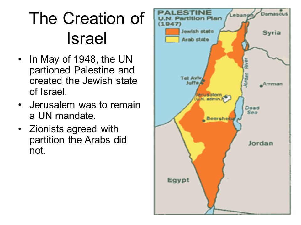 """essay on creation of israel Therefore, the focus of this essay will be on literature that analyzes and discusses the case of jewish terrorist groups, such as the irgun and the stern group, and the role played by jewish zionist terrorism in the creation of the state of israel as well as in expanding israel""""s borders since 1948."""