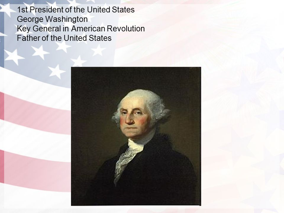 an analysis of the revolutionary war and the role of george washington 1st president of the united s George walton - revolutionary war leader  when the congress was not sitting and soon became the president of this committee  george washington visited mr .