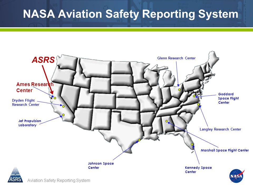NASA Aviation Safety Reporting System