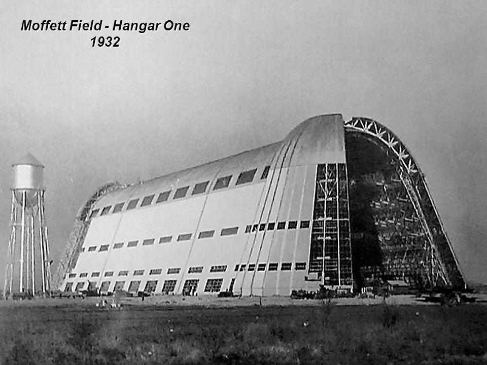Moffett Field - Hangar One