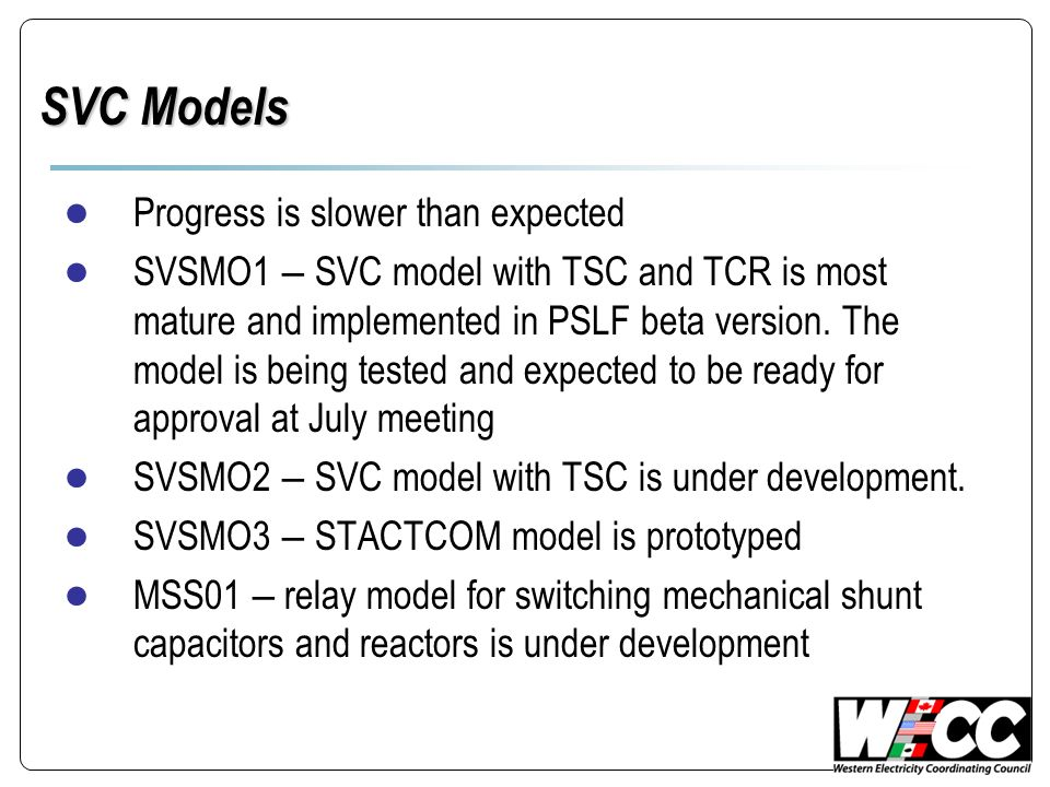 SVC Models Progress is slower than expected