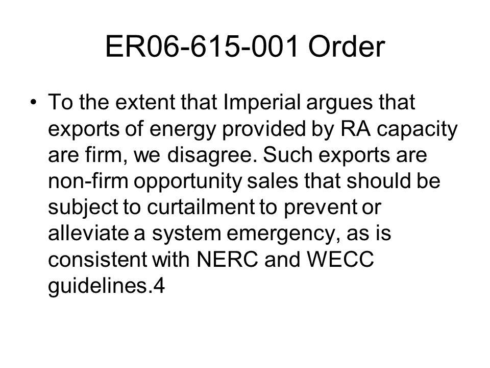 ER06-615-001 Order