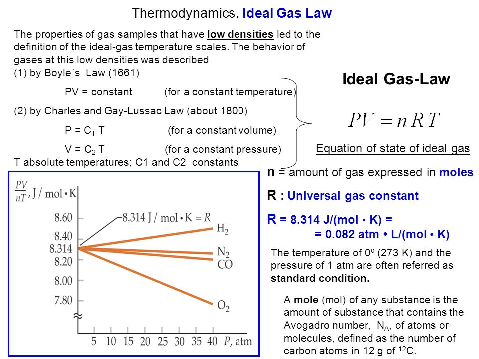 thermodynamics and ideal gas To begin, sal solves a constant temperature problem using pv=pv then he  relates temperature to kinetic energy of a gas in the second half of the video,.