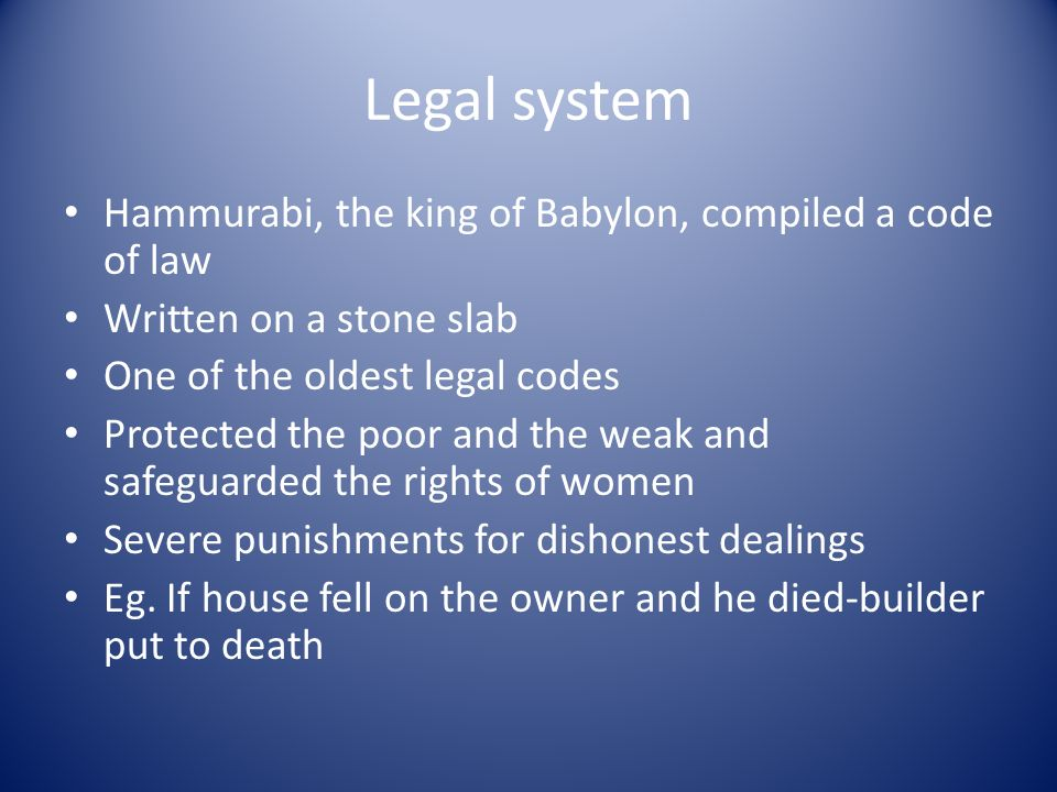 a description of hammurabi the king of babylonia (ha-am-mu-ra-bi) the sixth king of the first babylonian dynasty well known for over fifty years to students of babylonian history inscriptions of hammurabi were published by rawlinson in 1861 and oppert in 1863 the cuneiform texts from babylonian tablets, etc, in the british museum contained many letters and other documents belonging to his period finally the most valuable work of l w .