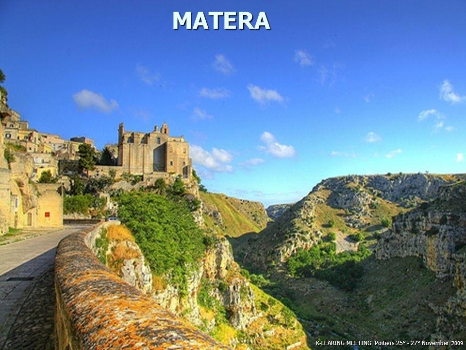 SASSI DI MATERA UNESCO HERITAGE