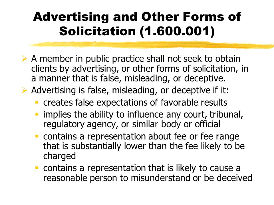Learning objectives articulate a framework for for Advertising agency fees