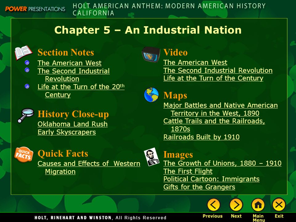 the american industrial revolution video notes Lesson plans  the beginning of the american industrial revolution take notes  watch video on japan's system (1970) a take notes on the deming ideas you see.