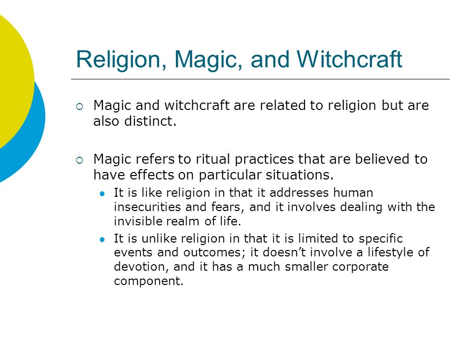 religion vs magic in dealing with Observations about life and society, including culture and religion with our inherent social nature, group behaviors are important in our critical issues.