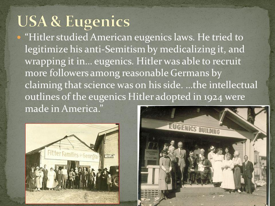 EUGENICS WORLD WAR II & EUGENICS. - ppt video online download