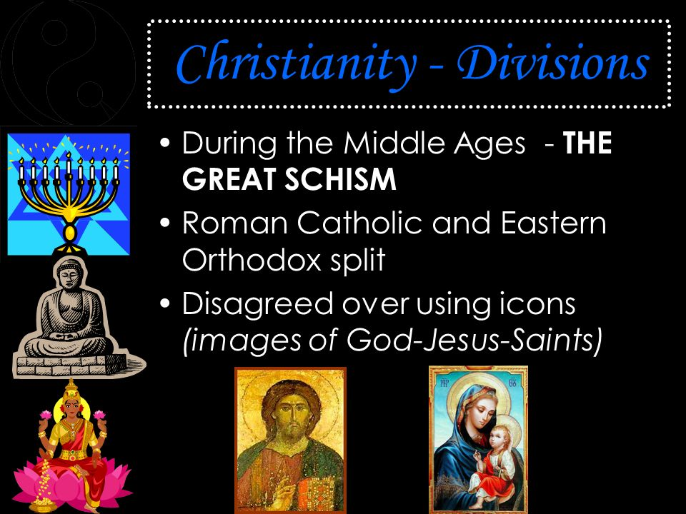 compare and contrast roman catholic church baptist church Comparison table a table showing the  topic orthodox protestant roman catholic  orthodox belief and ensures continuity with the church that christ founded.