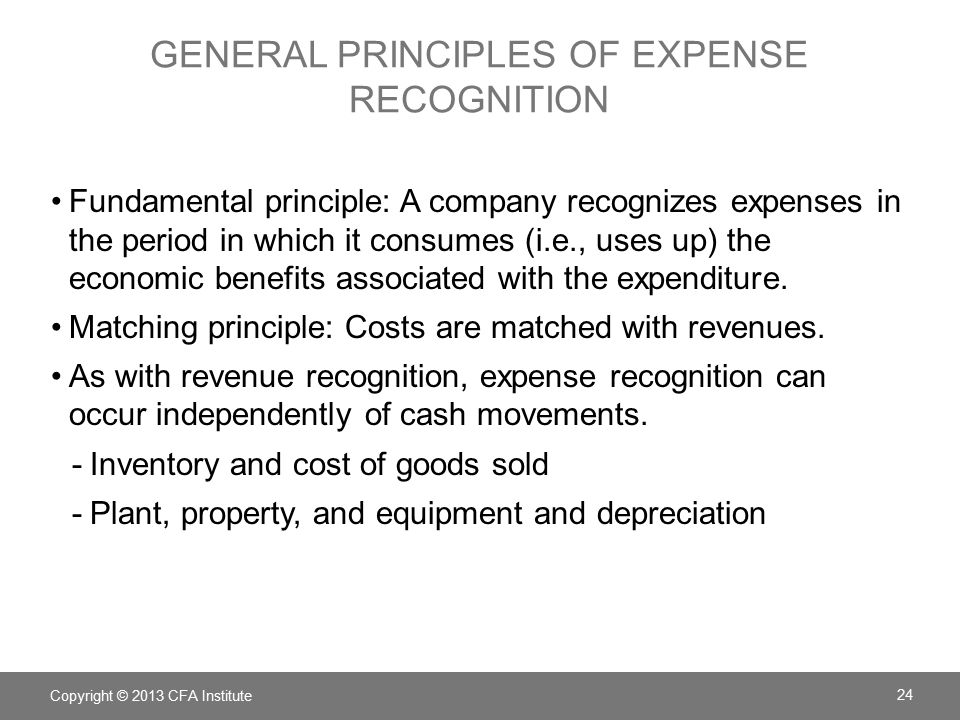 expense recognition A selected revenue recognition issues 1 revenue recognition — general the accounting literature on revenue recognition includes both broad conceptual discussions as well as certain.
