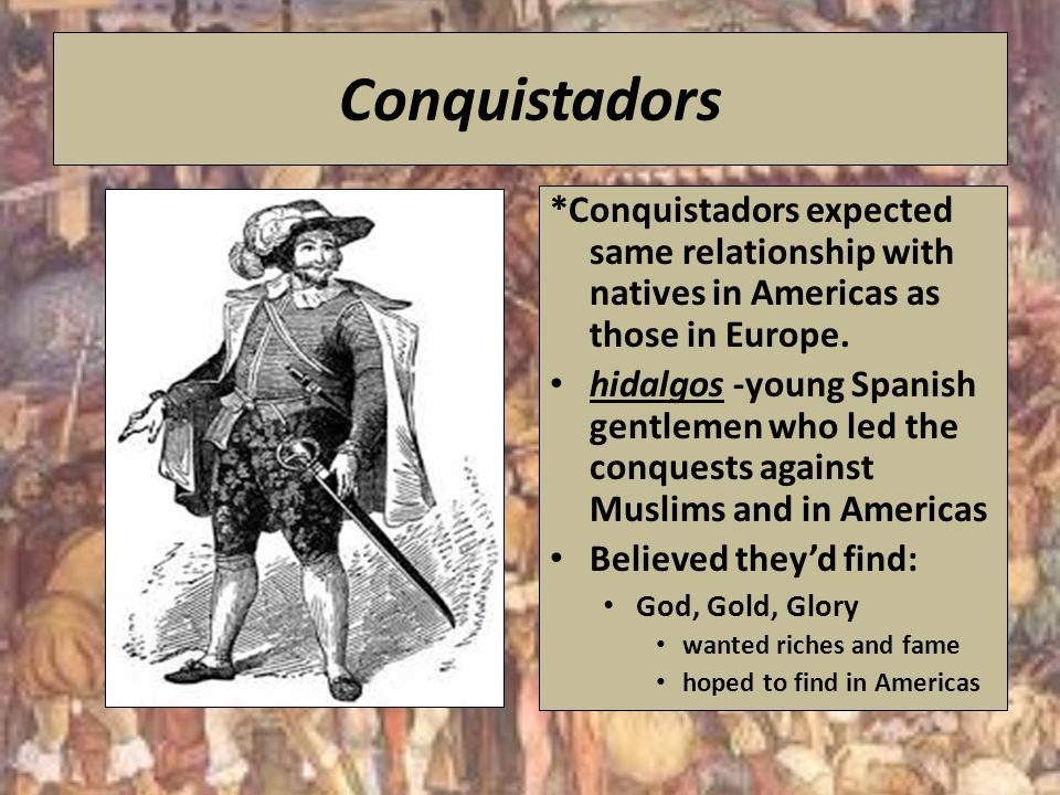 spanish and native american relationship