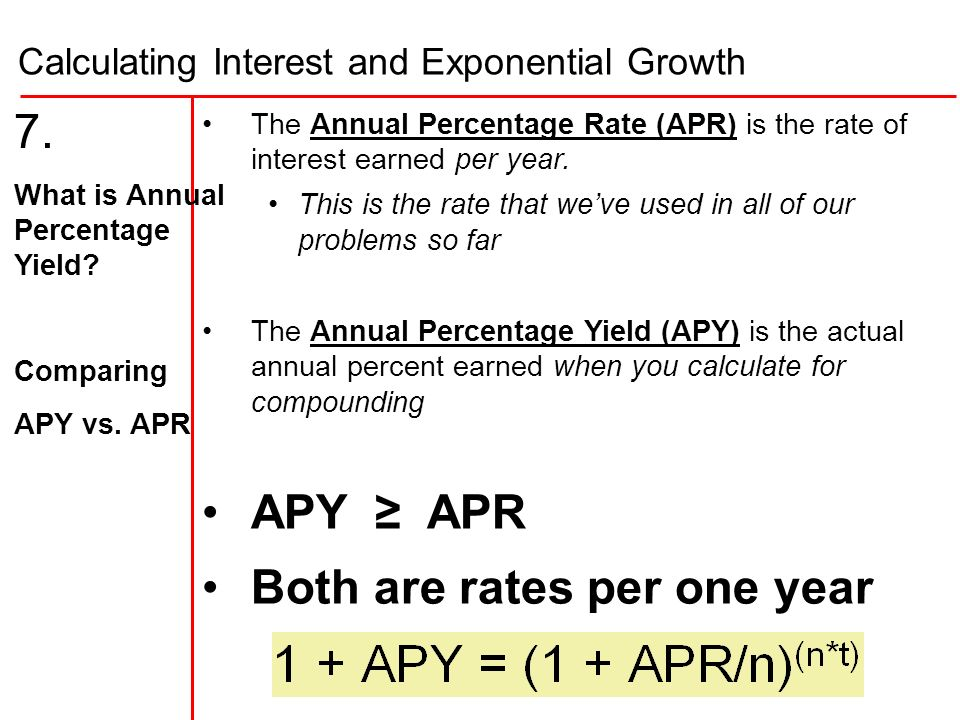 Learn how the interest rate and APR affect your home loan.