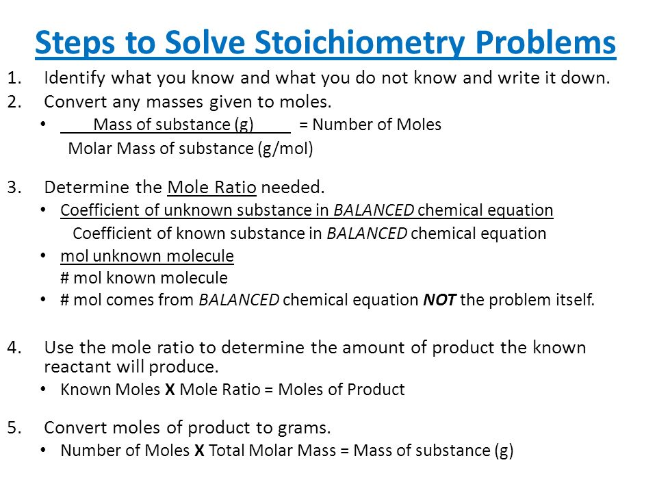 Stoichiometry Chapters 7 and ppt download – Stoichiometry Worksheets