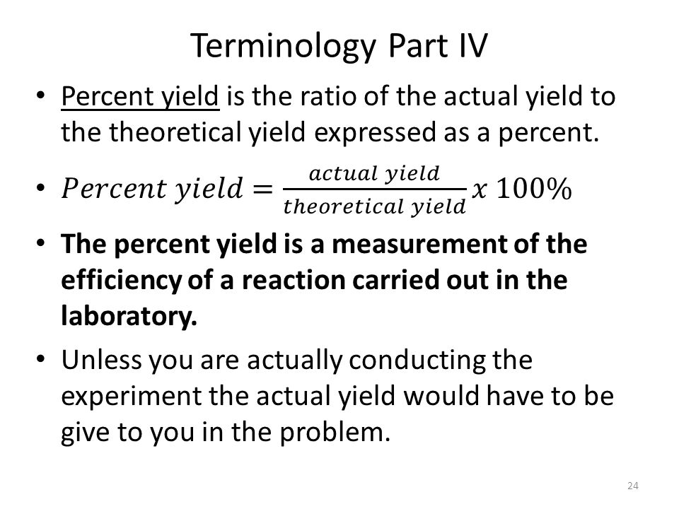 Percent Actual And Theoretical Yield Worksheet Answers With Work ...