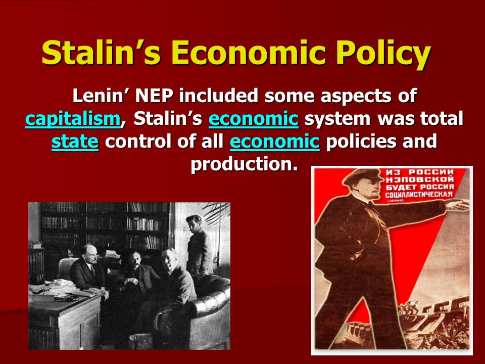 nep policy A comparison between the tsarist economy on the eve of the revolution and the  soviet economy in the mid-1920s questions posed include, was the tsarist.