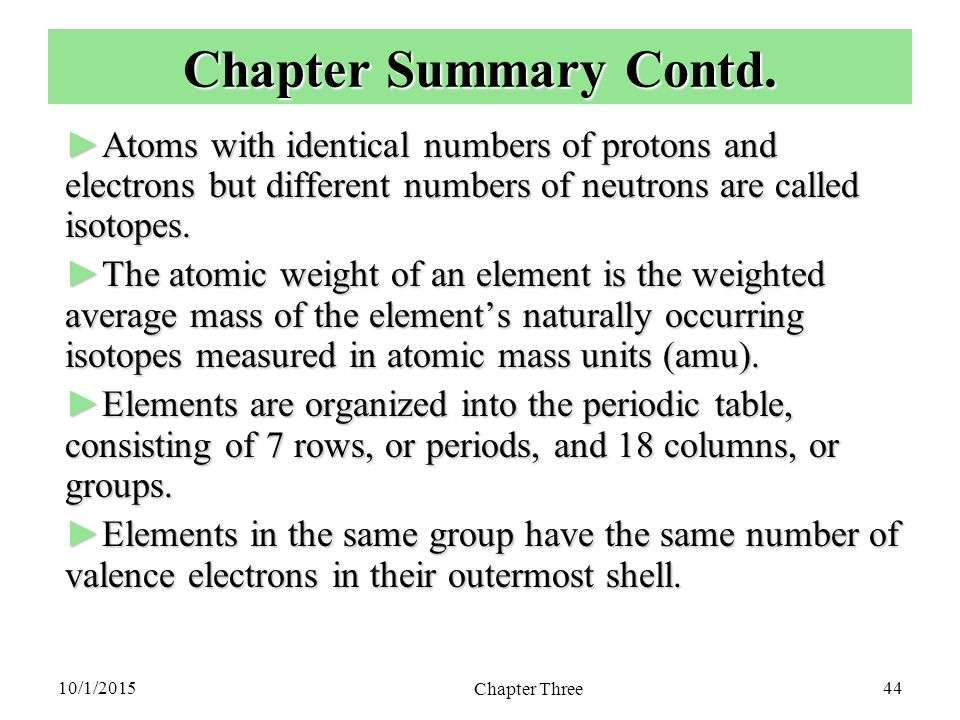 atoms with identical numbers of protons and electrons but different numbers of - Periodic Table With Atomic Mass And Isotopes