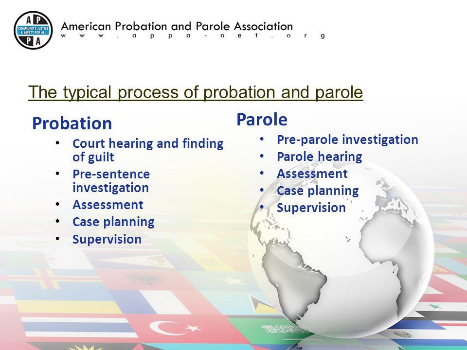 understanding probation and parole essay Probation officers and parole – essay sample home essay examples criminal justice probation officers and parole best essay help services.