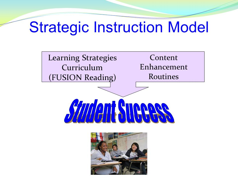 Strategic Instruction Model
