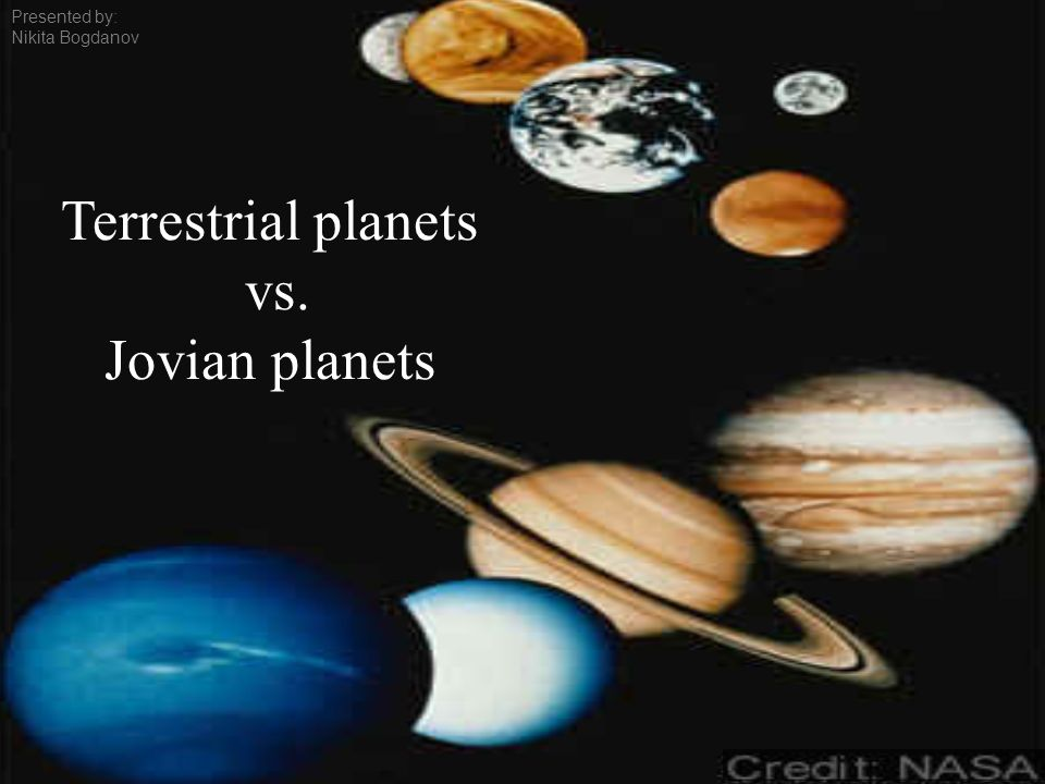 formation of terrestrial planets - photo #27
