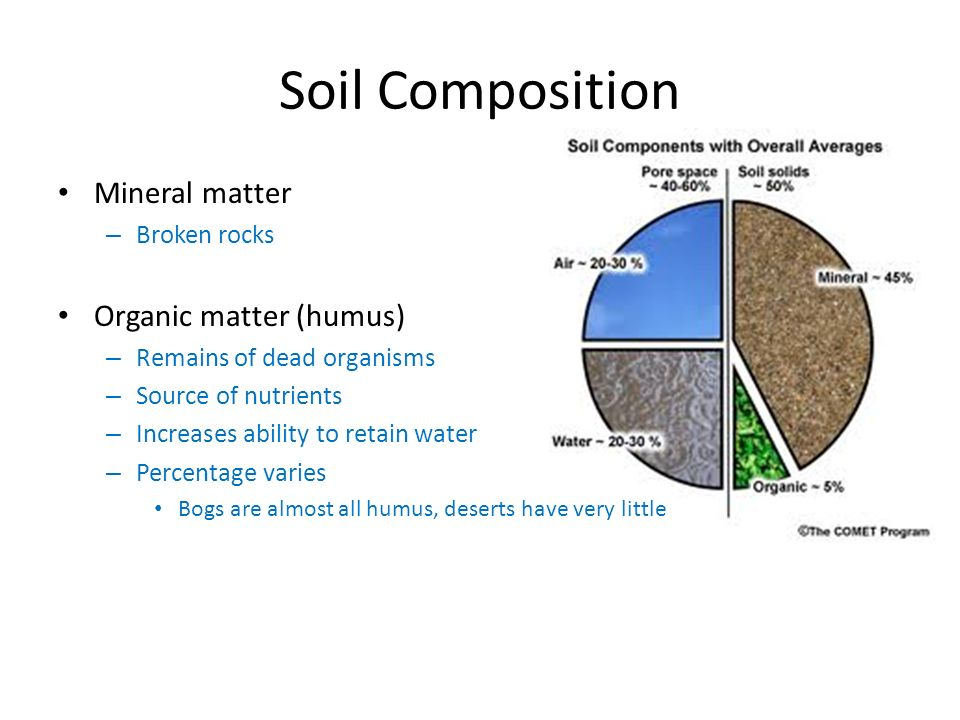 Soils ppt download for Soil composition definition