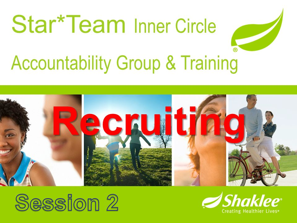 Recruiting Star*Team Inner Circle Session 2