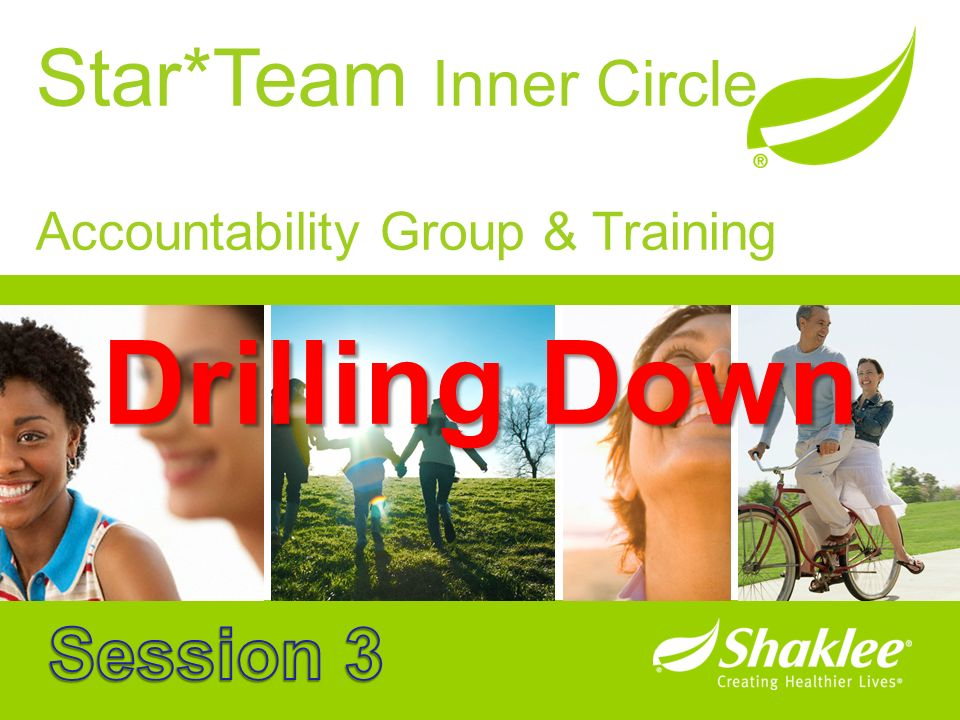 Drilling Down Star*Team Inner Circle Session 3