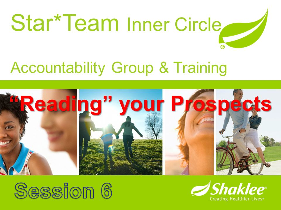 Reading your Prospects