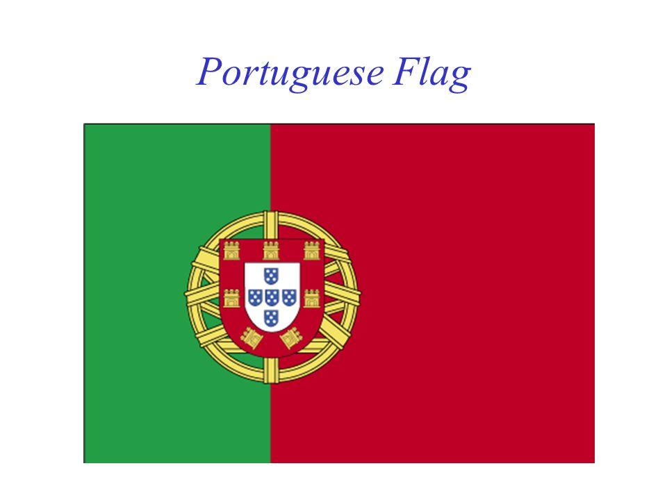 Portuguese Flag The armillary sphere: