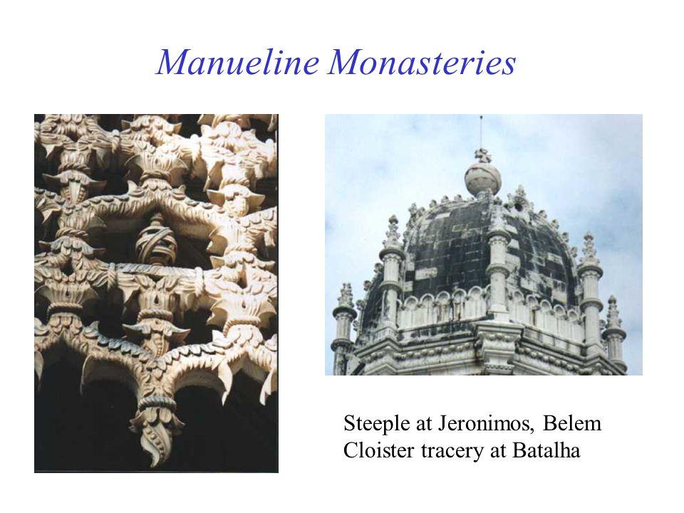 Manueline Monasteries