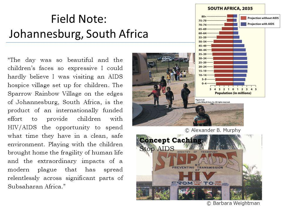 Field Note: Johannesburg, South Africa
