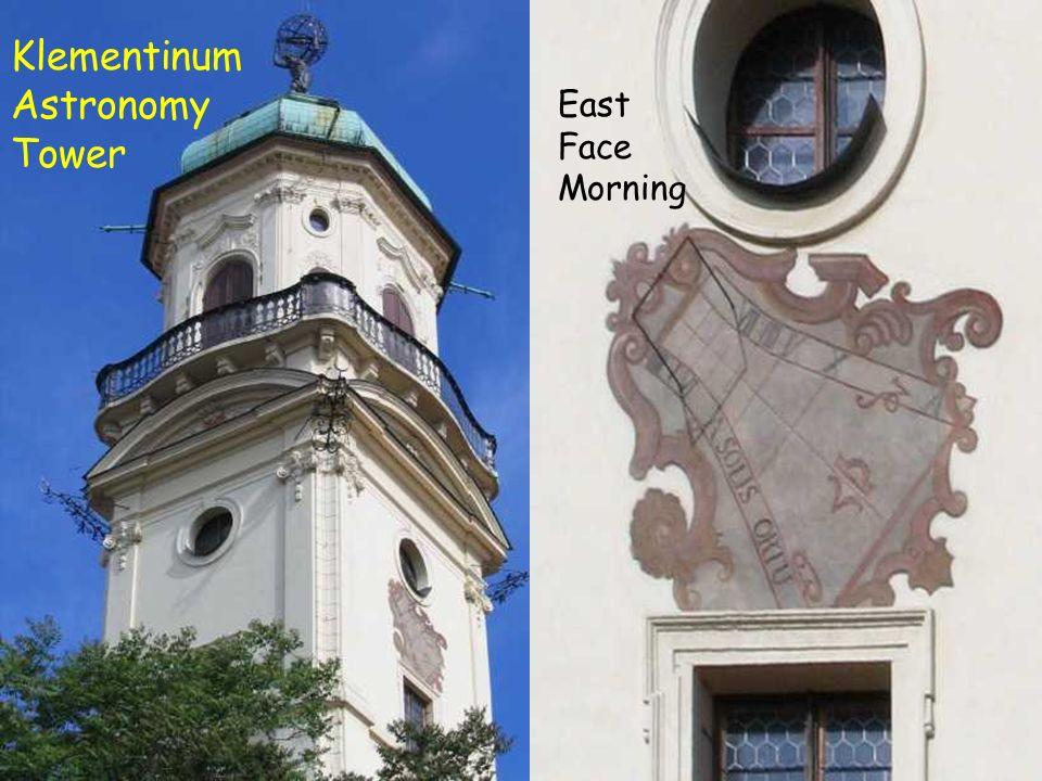 Klementinum Astronomy Tower