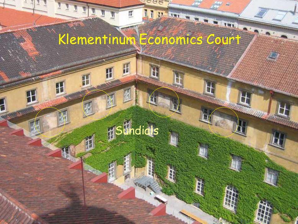 Klementinum Economics Court