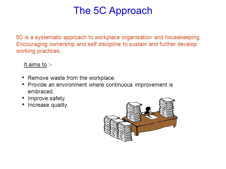 The 5C Approach