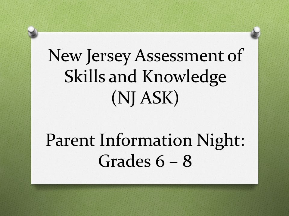 knowledge attitude skill assessment report Participants' technology knowledge, attitude,  technology assessment  attitude, and skills: a final report of the early childhood technology integrated.