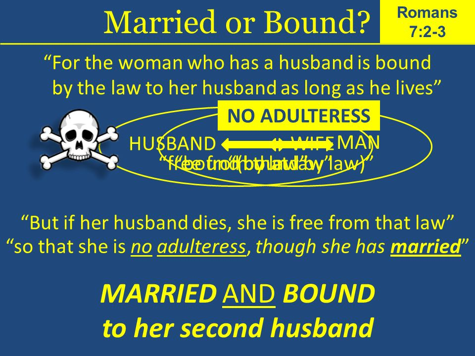 Married or Bound MARRIED AND BOUND to her second husband