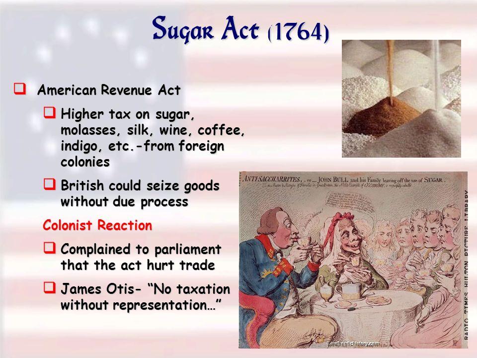 essay on the sugar act Critical essay by bernadette brennan about no sugar by jack davis critical essay by bernadette brennan about no sugar by jack davis (davis no sugar act 1.
