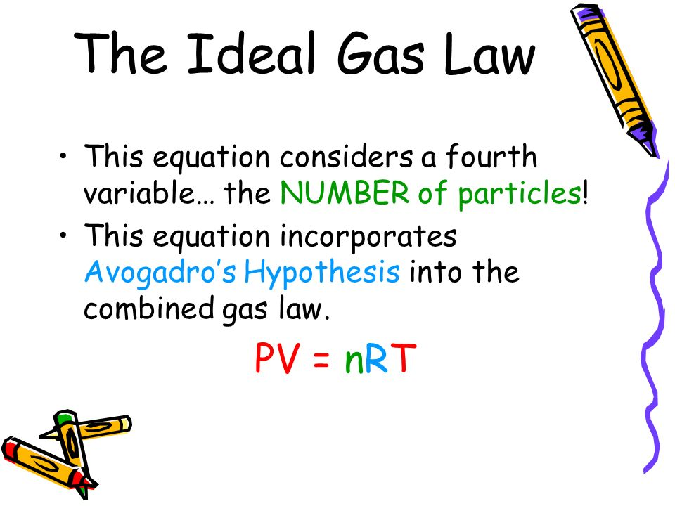 how to find the volume using the ideal gas law