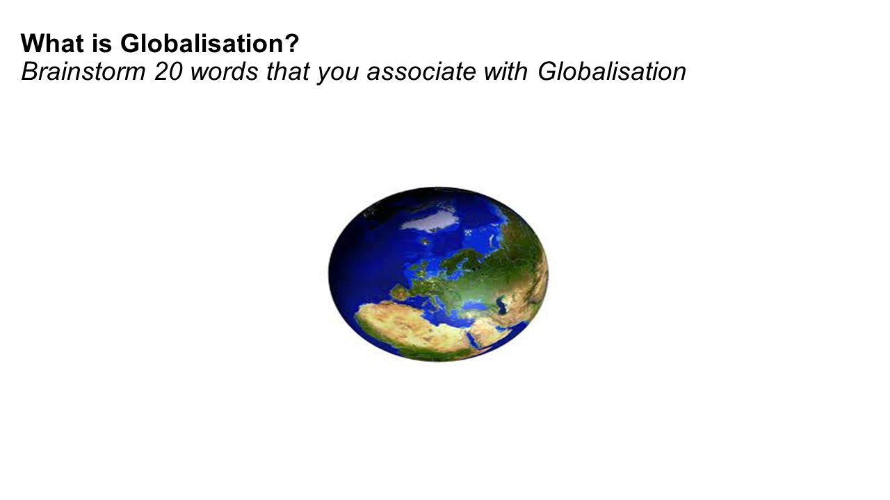 tnc and globalisation A key stage 3 geography revision resource on globalisation sub-topics include: globalisation and global trade.